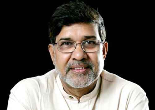 Blessings from Mr. Kailash Satyarthi