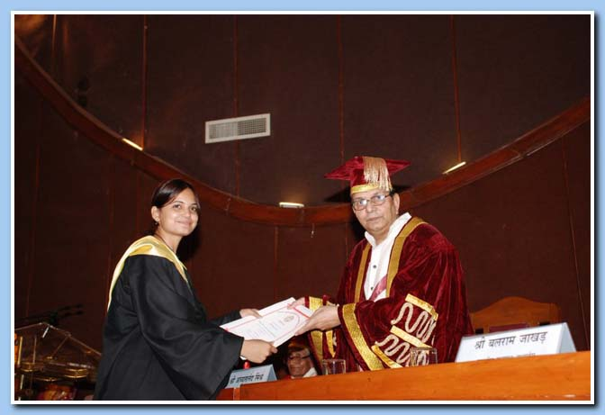 MCRPV Convocation - IAAN Wins 2 Gold Medals
